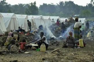 Congo refugees in Uganda - UNHCR