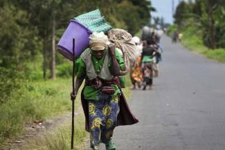 Congo woman - UN