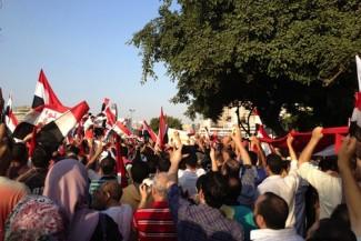 Egypt Cairo demonstrations - UN