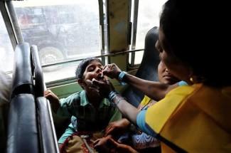 India polio free - UNICEF