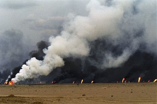 Kuwait under attack 1991 - UN