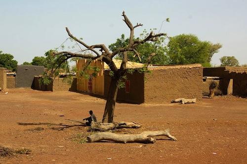 Mali village - WFP