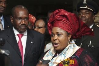 Nigeria first lady - ITU