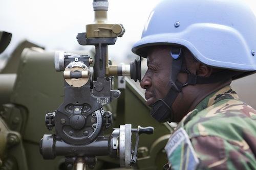 Peacekeeper - UN