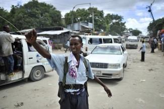 Somalia Mogadishu - UN