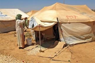 Syrian refugees-Jordan - IRIN