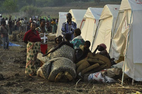 Uganda refugees -UNHCR-Uganda