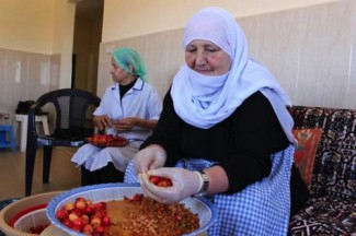 Women working cooperatives - UNDP