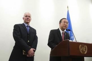 Ban Sellstrom - UN