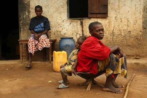 Central African Republic people - UNHCR