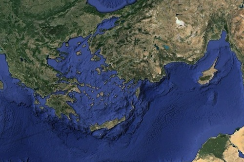 Mediterranean gas find a chance for us to break with turkey greece cyprus google earth gumiabroncs Gallery