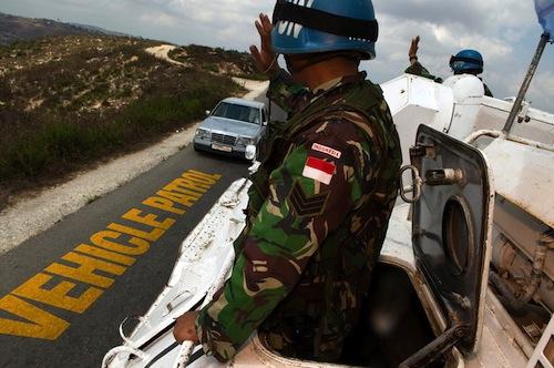 Lebanon-UNIFIL peacekeepers - UNIFIL