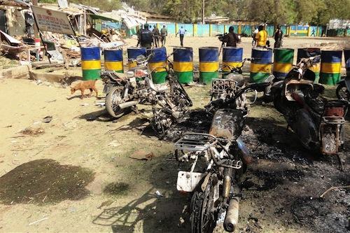 Nigeria Boko Haram attacks - IRIN