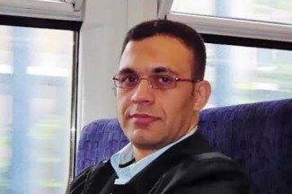 UAE Egyptian Journalist Anas Fouda - Facebook