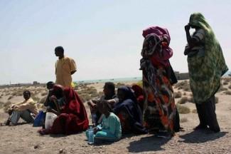 Yemen Aden Somali refugees - UNHCR