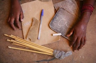 Child Mali school - UNICEF