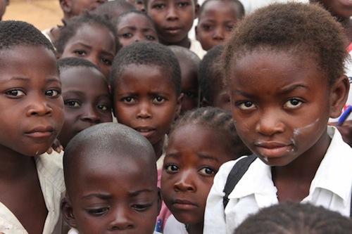 Children Congo - OCHA