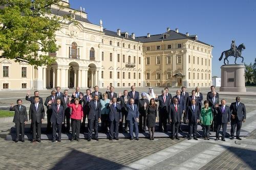 G20 Summit -  UN