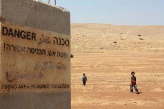 Israel-Bedouin-IRIN