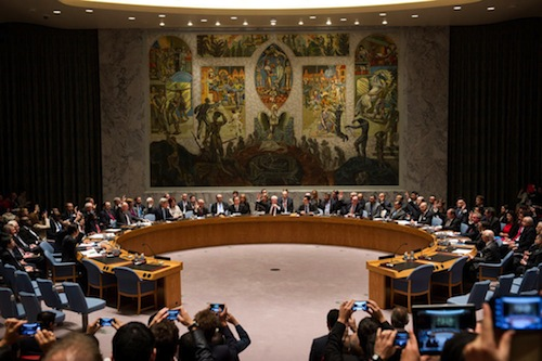 UN Security Council - UN