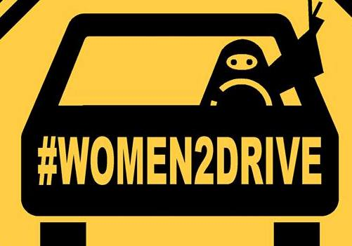 saudi arabia women driving Assistir ao vídeo saudi women are in the driver's seat for the first time in their country and steering their way through.