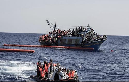 Mediterranean MSF alyunaniya