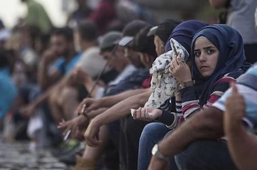 Refugees alyunaniya