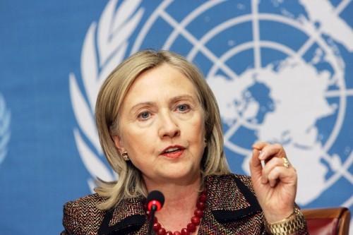 Hilary Clinton 500x333